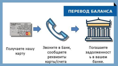 В чем основные преимущества услуги перевод баланса