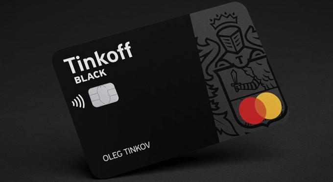 Как восстановить пин код кредитной карты Тинькофф