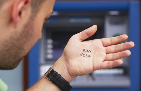Как восстановить пин код карты Почта банк