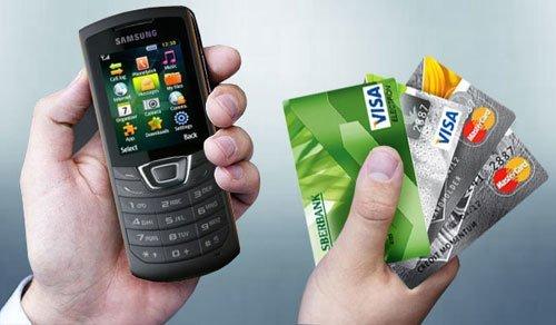 Как перевести со Сбербанка деньги на телефон